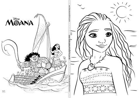 Livrinho para Colorir Moana 8 png (1960×1387) Moana Soso