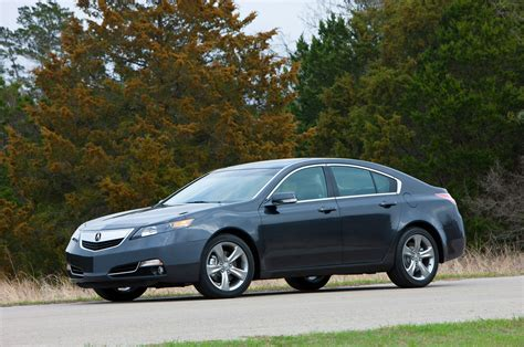 2018 Acura Tl Reviews And Rating Motor Trend