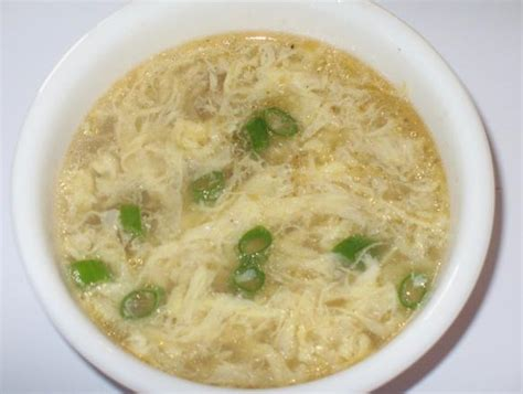 egg flower soup recipe chinese egg flower soup recipe