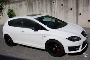 Seat Leon Blanche : choix compacte sportive auto titre ~ Gottalentnigeria.com Avis de Voitures