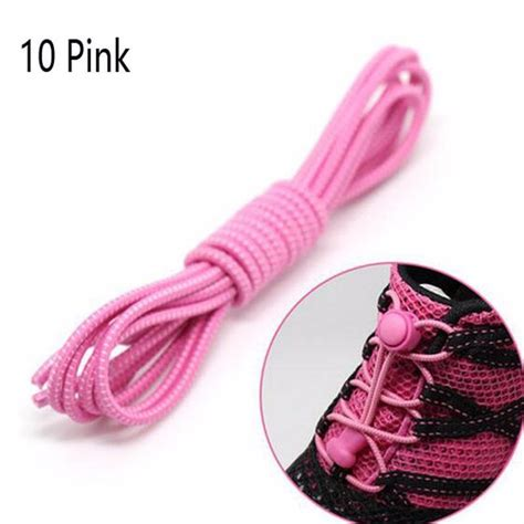 colored shoe laces 5 pair 100 cm colored shoe laces for children