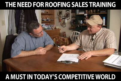 Roofing Sales by Roofing Sales Roofing Business Blueprint