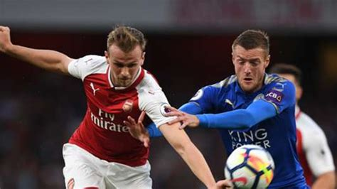 Leicester City vs Arsenal: TV channel, live stream, squad ...
