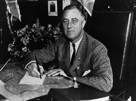 All Of Franklin Roosevelts Speeches Now Online Here Now