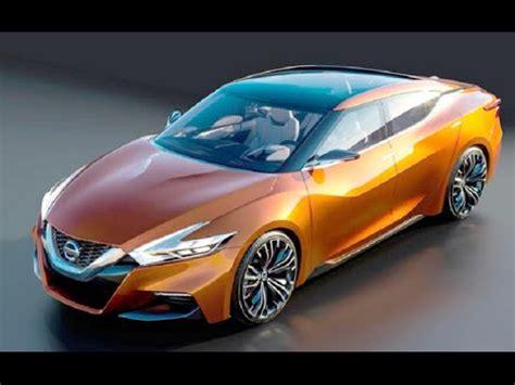 2020 Nissan Maximas by 2018 Nissan Maxima