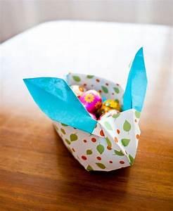 Origami Osterhase Faltanleitung Einfach : origami zu ostern falten 10 einfache und h bsche ideen mit anleitung origami ostern origami ~ Watch28wear.com Haus und Dekorationen