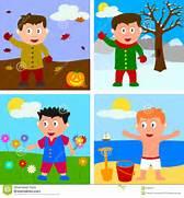 Four Seasons Boys In A...