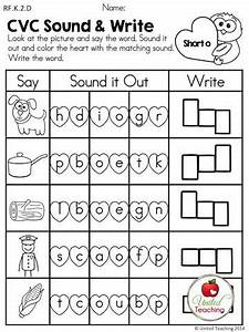 214 best images about kindergarten valentines on pinterest With sounding out letters