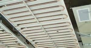 controsoffitto radiante pannelli radianti soffitto controsoffitti