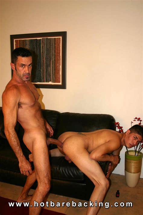 Hotbarebacking Erec Estrada And Lito Cruz