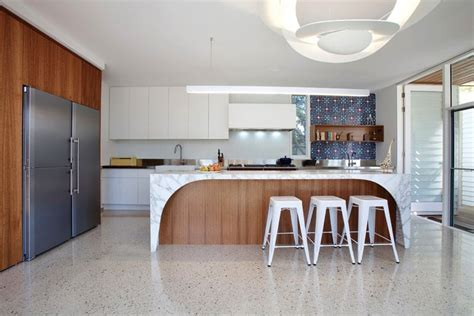 kitchens with polished concrete floors polished concrete floors for your kitchen 8799