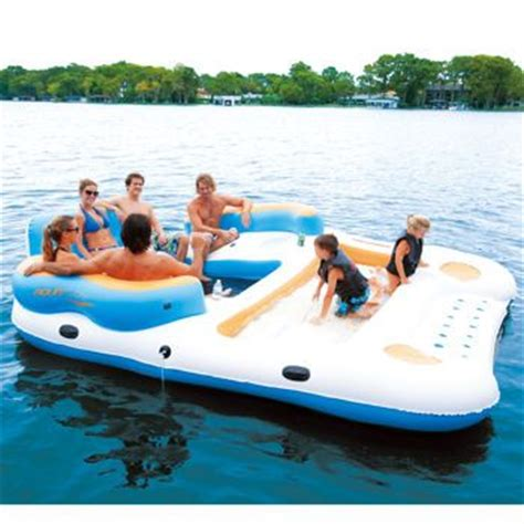 Inflatable Boats Tesco by Best 25 Inflatable Island Ideas On Pinterest