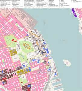 Halifax City Map