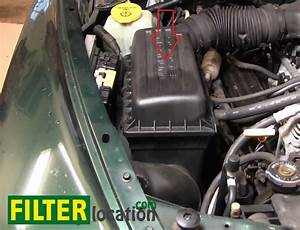 How To Change The Air Filter On Dodge Durango 1998