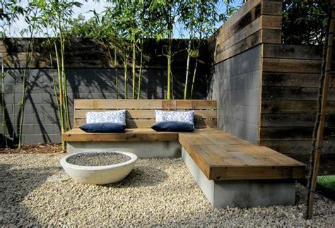 built in patio bench seating backyard built in seating garden outdoor