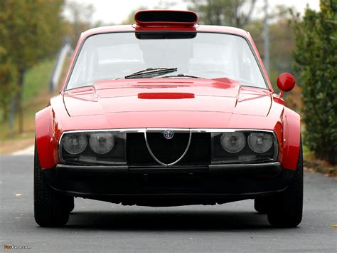 Alfa Romeo GT 2000 Junior Z Periscopica 116 (1972 ...