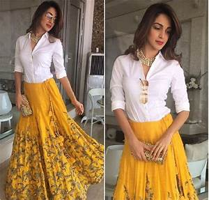 5 Indo-Western Outfits we are Obsessing Over - BookMyShow