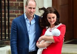 Royal baby : découvrez le prénom du fils de Kate Middleton ...