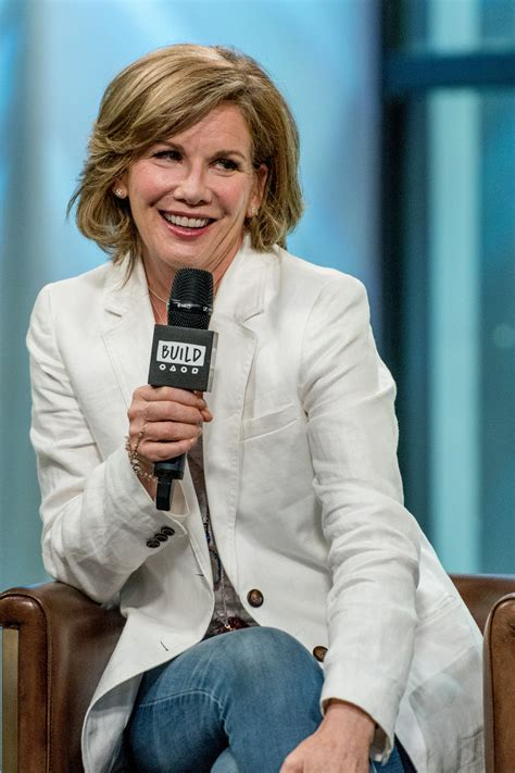 melissa gilbert  admitted feeling terrified