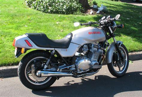 1982 Suzuki Gs1100l by Suzuki Gs1200ss Gs1150 Gs1100