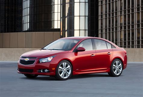 2013 Chevrolet Cruze (chevy) Gas Mileage  The Car Connection