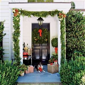 Cool Christmas Porch Décor Ideas