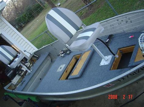 Boat Manufacturers To Stay Away From by After I Bought The Boat I Built And Installed A Forward