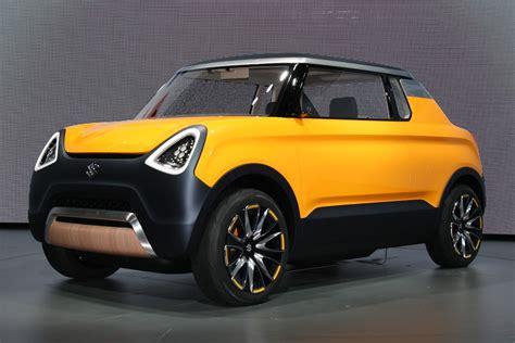 Suzuki 39 S Mighty Deck Concept Still Looks Mighty Strange