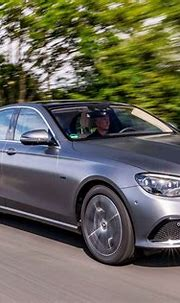 Mercedes E-Class hybrid review   DrivingElectric