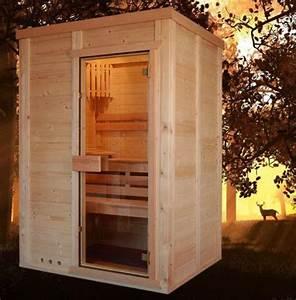 kleine sauna selber bauen hb33 hitoiro With französischer balkon mit sauna im garten selber bauen