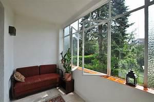 balkon als wintergarten nutzen innenraume und mobel ideen With französischer balkon mit garten planen lassen