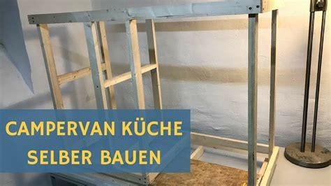 Wohnmobil Sitzbank Selber Bauen by Kche Selber Bauen Khles Ideen Fr Zuhause Kuche