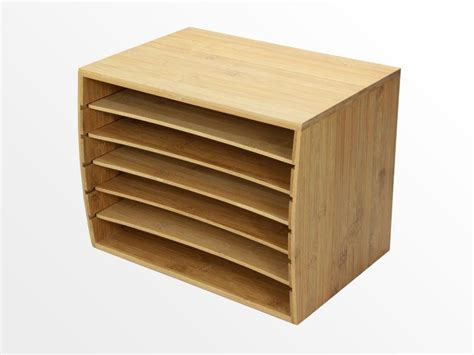 desktop file sorter uk bamboo desktop file sorter a4 document organiser storage