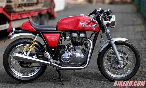 Review Royal Enfield Continental Gt by Royal Enfield Continental Gt Price In Bangladesh Review