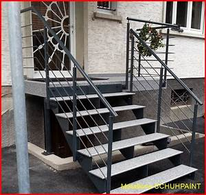 Escalier Extrieur Metallerie Schuhpaint