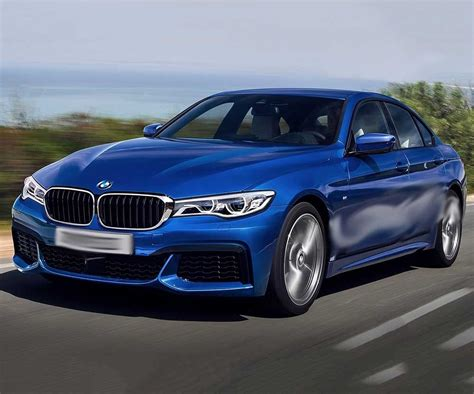 BMW 2019 : New Efficient Engines And Design