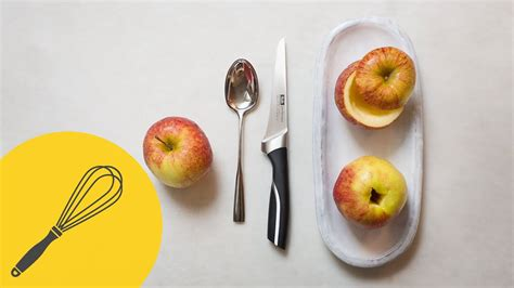 How to Core an Apple Without A Corer | Kitchen Hack | How ...