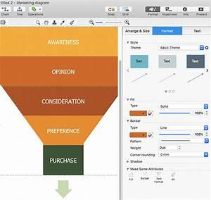 Creating Marketing Diagrams