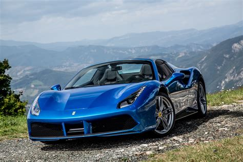 The ferrari 488 spider has been revealed. 2016 Ferrari 488 Spider Review : First Drive - photos   CarAdvice