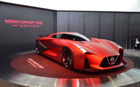 2020 Nissan Gran Turismo by Nissan S 2020 Vision Gran Turismo Is In Tokyo The Car Guide