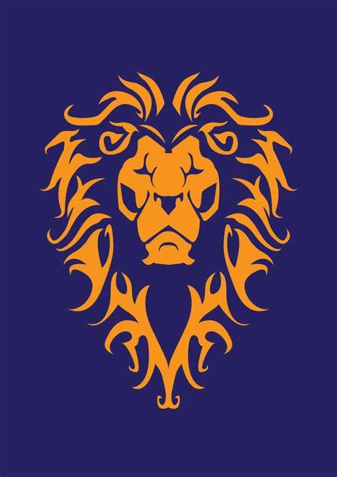 Alliance Lion by Thanda on DeviantArt