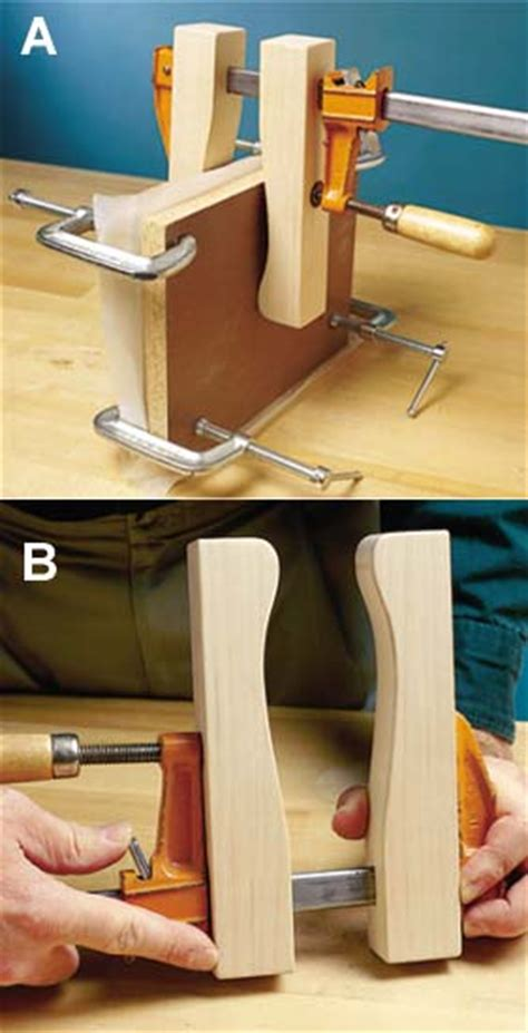 long reach clamp extensions