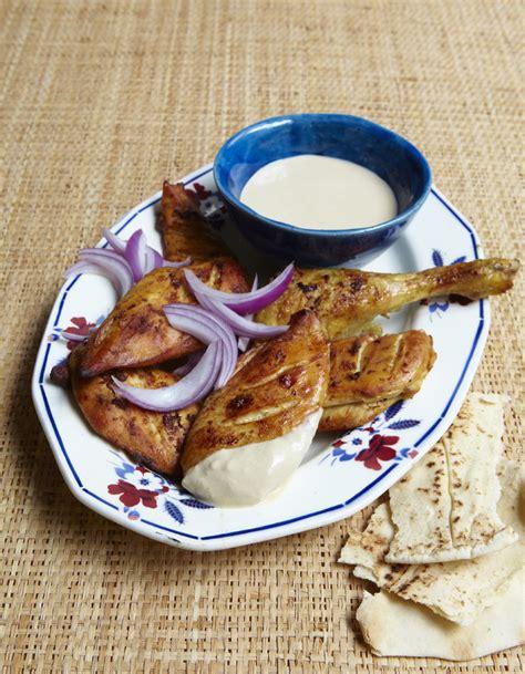 recettes de cuisine 3 poulet grillé sauce tahini pour 6 personnes recettes