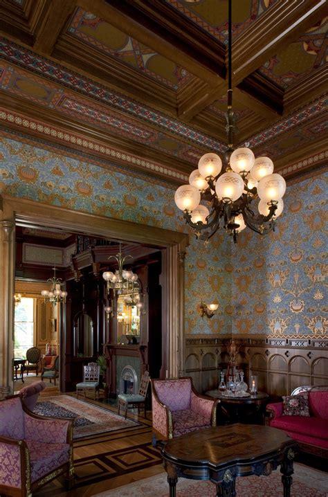 mcdonald mansions gentlemens parlor  large scale