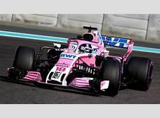 F1, la nuova Racing Point verrà presentata a febbraio