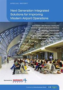 Airport Technology Report – 'Next Generation Integrated ...