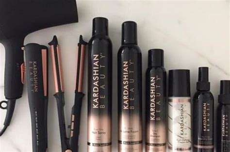 Kardashians Launch Their Beauty Hair Products