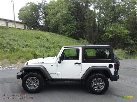 rubicon jeep white 2017 2017 jeep wrangler rubicon 4x4 in bright white 528089