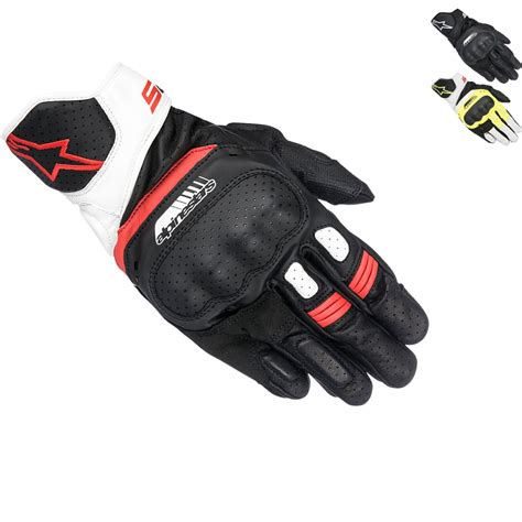 alpinestars motocross gloves alpinestars sp 5 leather motorcycle gloves new arrivals