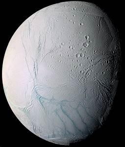 astropixie: enceladus: saturn's (water?) moon